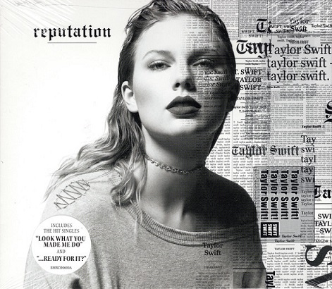 Taylor Swift ‎– Reputation